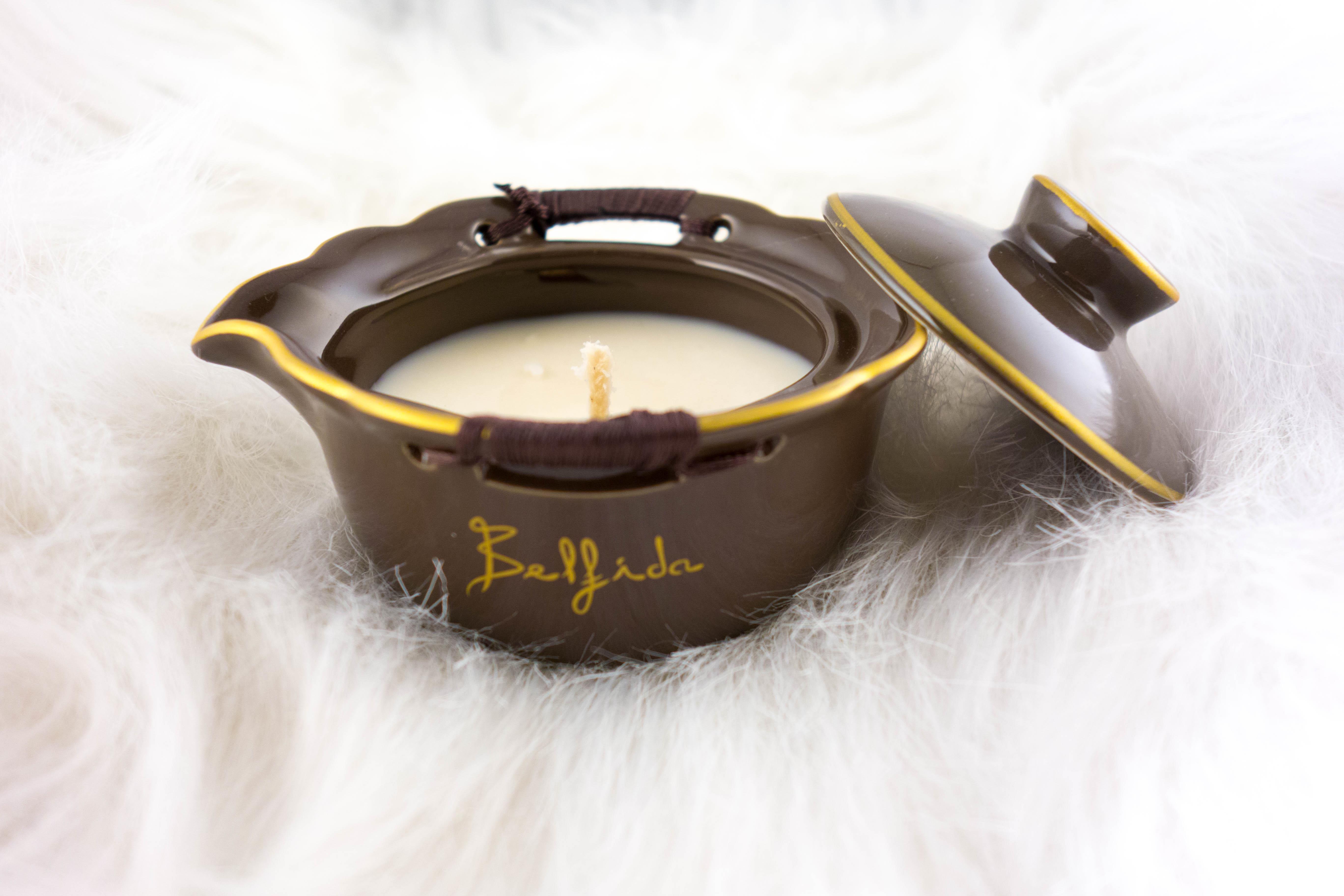 Belfida Me-Candle kaars