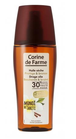 Protective sun oil Corine de Farme